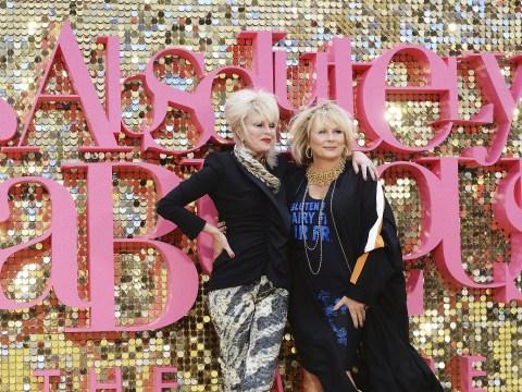 Jennifer Saunders and Joanna Lumley admit secret Strictly Come Dancing talks