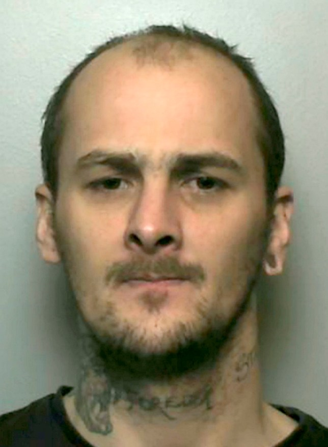 Steve Degg. Masked knifeman Steve Degg has been jailed for up to 10 years after threatening a terrified girl as she walked to school. See NTI story NTIKNIFE. The 15-year-old was chatting to her sister using 'face time' on her mobile phone when a mystery figure loomed in the background of the screen. As her sister shouted down the phone to warn her, the girl turned round and saw Degg following her along the street in Hartshill, Stoke-on-Trent. A court heard how he grabbed her and produced the kitchen knife. She managed to break free and ran screaming for help. The incident captured on CCTV happened 90 minutes after 31-year-old Degg failed to steal cash from a Hartshill convenience store despite pulling out a knife on the female shopkeeper.