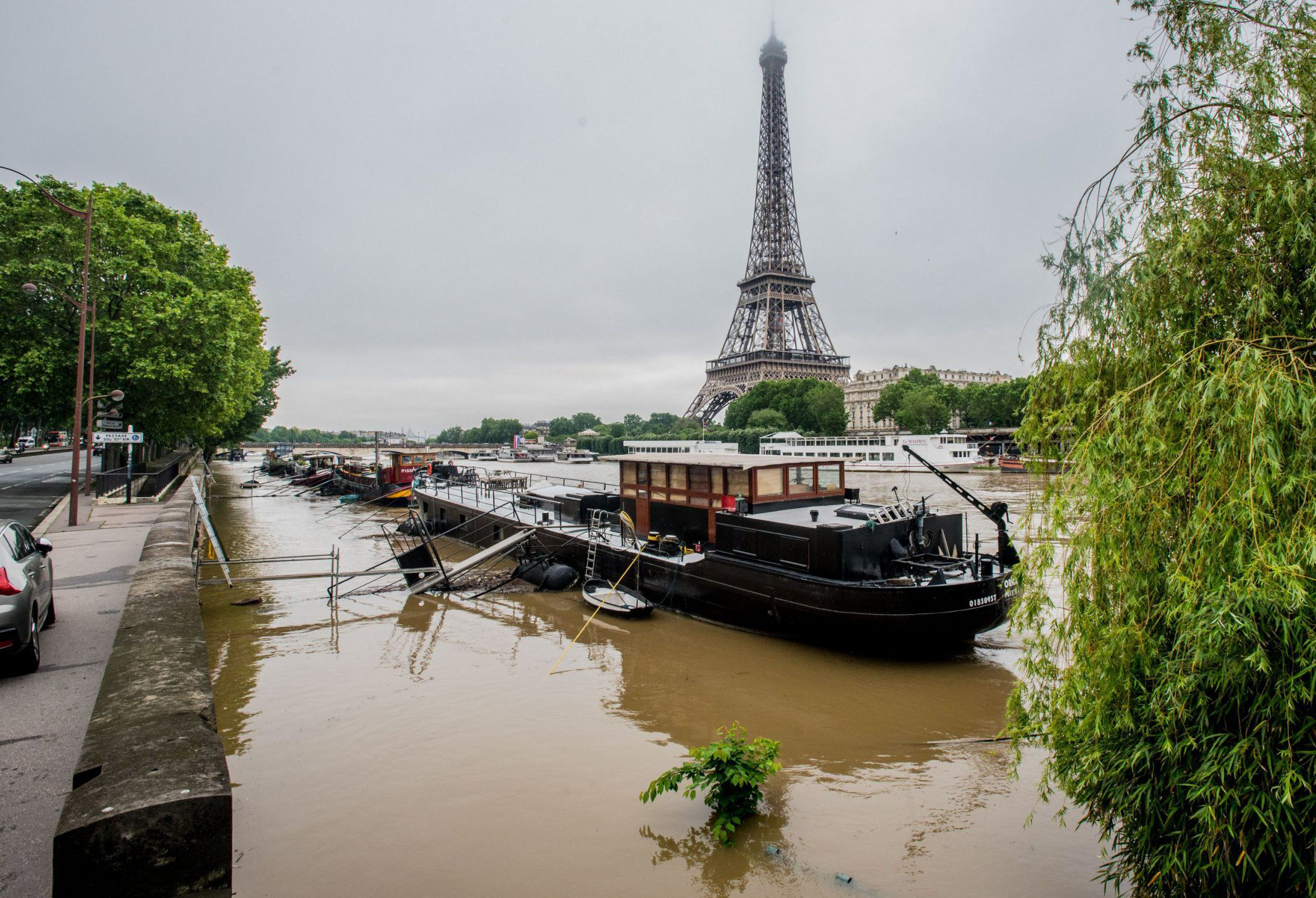 11 dead in France and Germany after extreme flooding