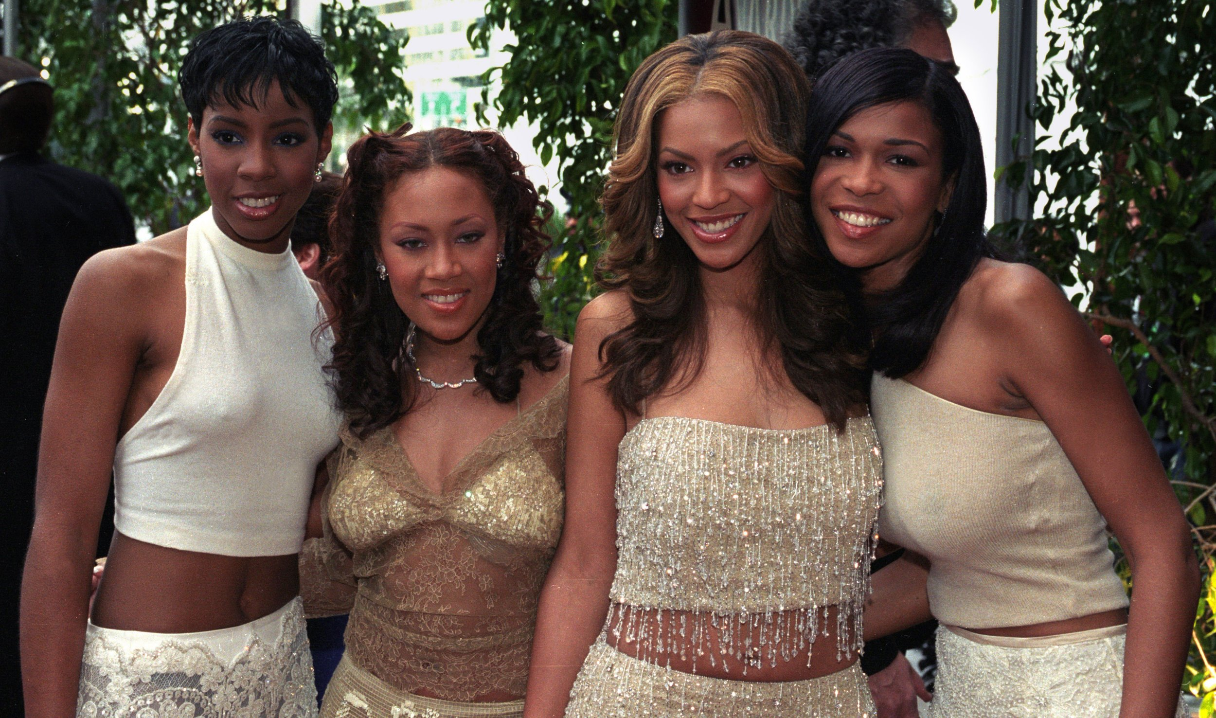 Former Destiny's Child member arrested for being drunk and disorderly
