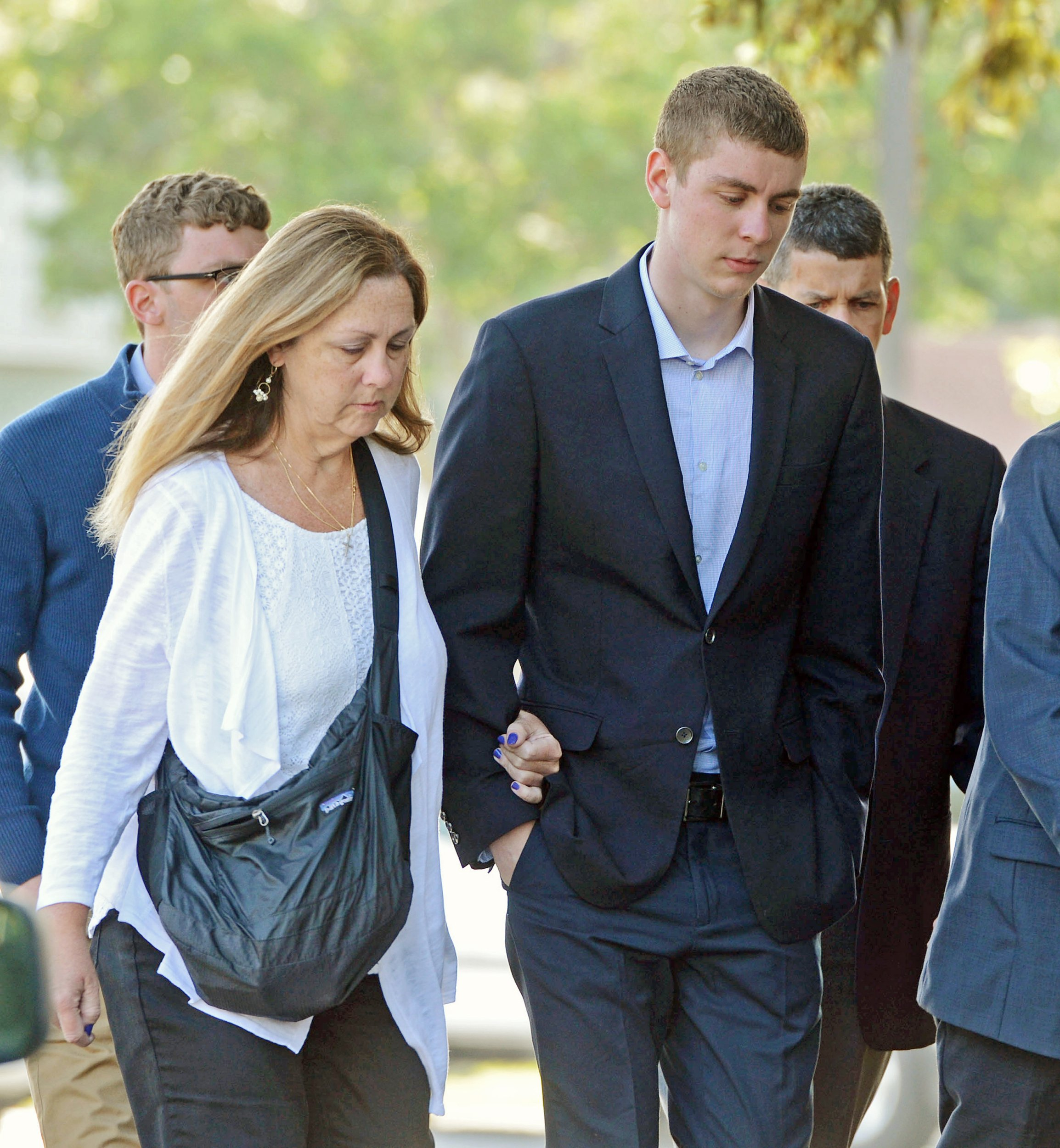 Father of man found guilty of sexual assault defends his son in most crass way possible