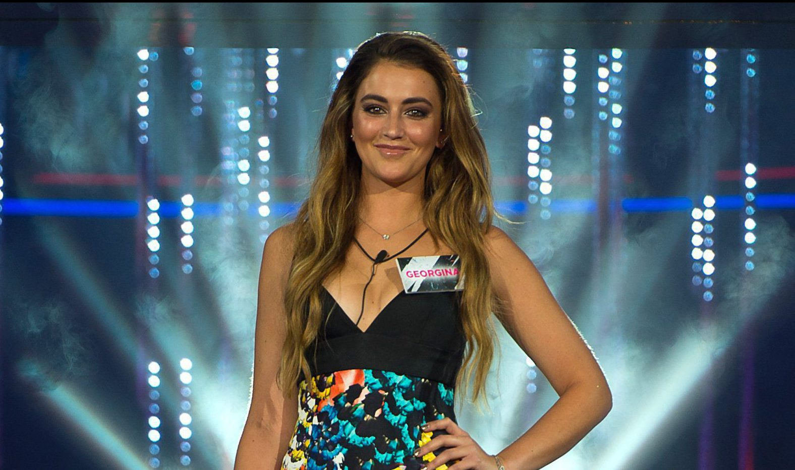 2016 Big Brother star Georgina Leigh Cantwell selected to open New York Fashion Week runway
