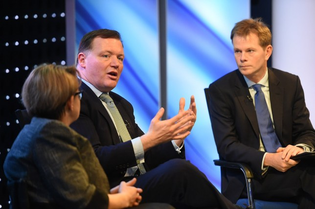Tory MP says Russia should be stripped of World Cup 2018. LONDON, ENGLAND - MARCH 10: Damian Collins MP answers questions during the Sport Industry Breakfast Club on March 10, 2016 in London, England. (Photo by Tom Dulat/Getty Images). (Photo by Tom Dulat/Getty Images)