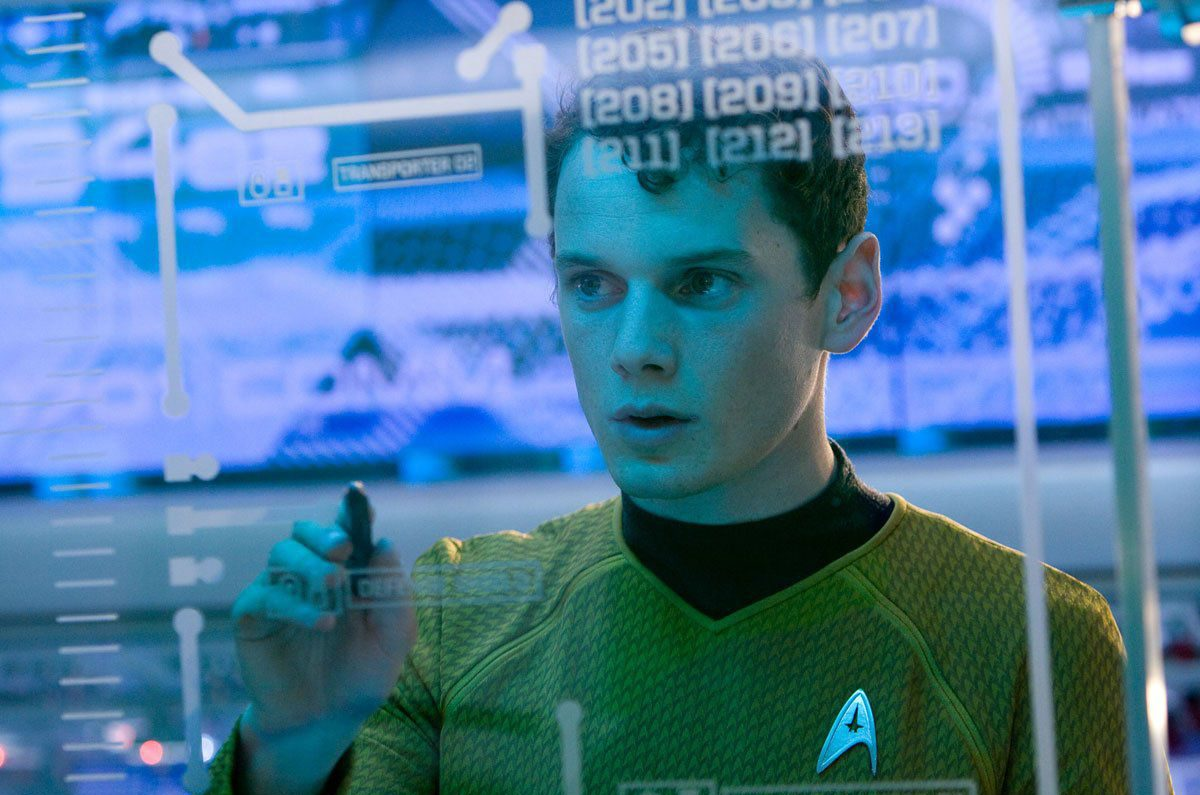 This Star Trek tribute to Anton Yelchin will hit you right in the feels