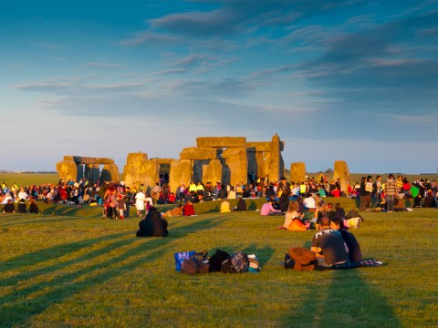 Alcohol has been banned from the solstice at Stonehenge… and you'll have to pay £15 for parking