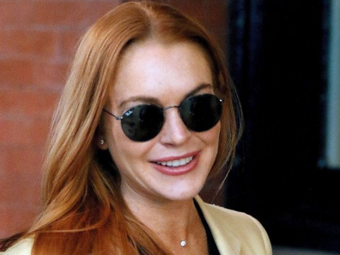 Lindsay Lohan just had a reunion – of sorts – with her Mean Girls co-star Jonathan Bennett