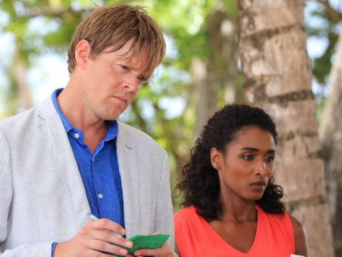Death In Paradise is going to film in London for the first time ever