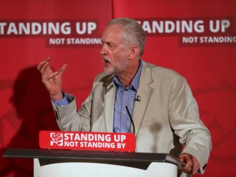 Jeremy Corbyn: 'I will not step down'