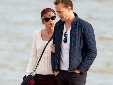 Was Tom Hiddleston 'banned' from taking Taylor Swift to Comic-Con?
