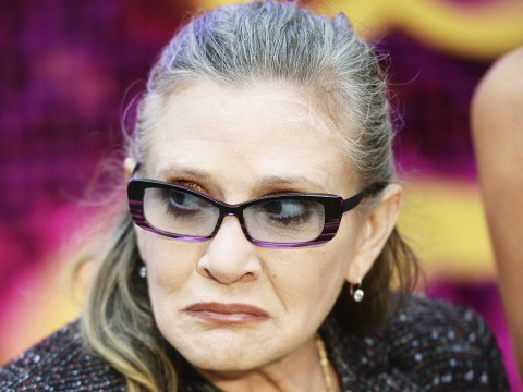 'They never asked me': Carrie Fisher reveals disappointment at Absolutely Fabulous movie snub