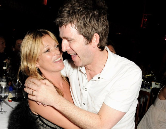 Kate Moss is going to regret admitting she still wears a present Noel Gallagher gave her way back in 1992. LONDON, ENGLAND - JUNE 20: EMBARGOED FOR PUBLICATION IN UK TABLOID NEWSPAPERS UNTIL 48 HOURS AFTER CREATE DATE AND TIME. MANDATORY CREDIT PHOTO BY DAVE M. BENETT/GETTY IMAGES REQUIRED) Kate Moss (L) and Noel Gallagher attend the Hoping Foundation's 'Rock On' benefit evening for Palestinian refugee children at Cafe de Paris on June 20, 2013 in London, England. (Photo by Dave M. Benett/Getty Images)