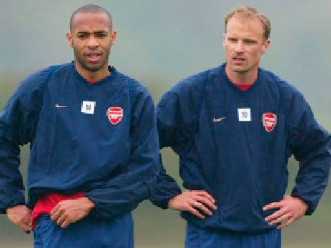Arsenal legends Thierry Henry, Dennis Bergkamp and Robert Pires named in incredible 19-man squad for charity Emirates match