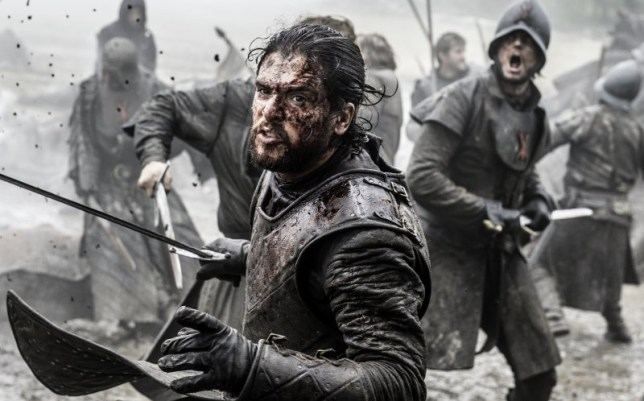 Was this the biggest episode of Game Of Thrones yet? (Picture: HBO)