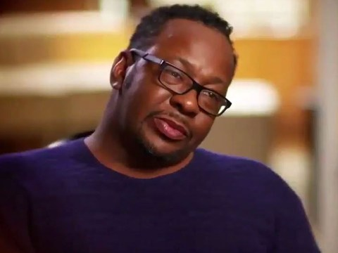 Bobby Brown admits he hit ex-wife Whitney Houston and claims he once had sex with a ghost