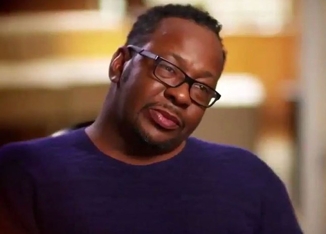Bobby Brown claimed he only hit Whitney Houston once (Picture: ABC)