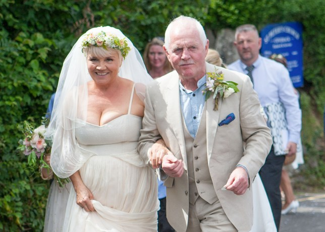 Emmerdale stars get married