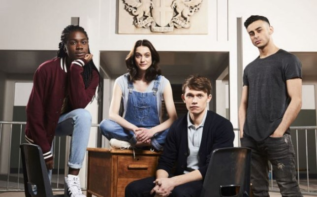 Class will debut on BBC Three in the autumn (Picture: BBC)