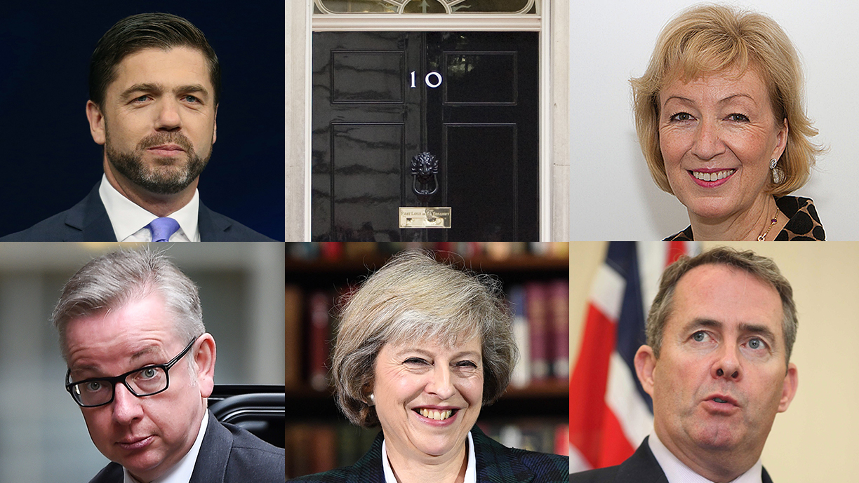 What you need to know about who's standing to be our next Prime Minister