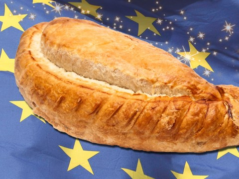Well that decides it! Cornish pasty makers want to Remain in Europe