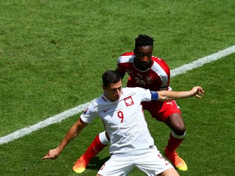 Arsenal fans suffer horrific Johnan Djourou flashback after ridiculous error for Switzerland