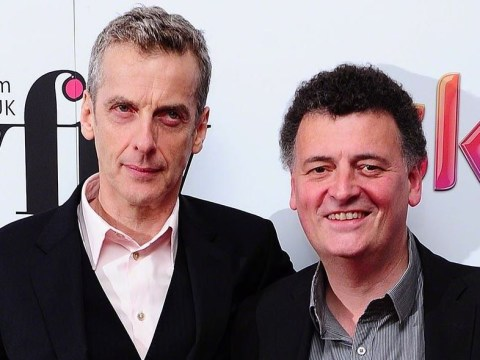 Steven Moffat reveals Doctor Who role was offered to a black actor before Peter Capaldi landed it
