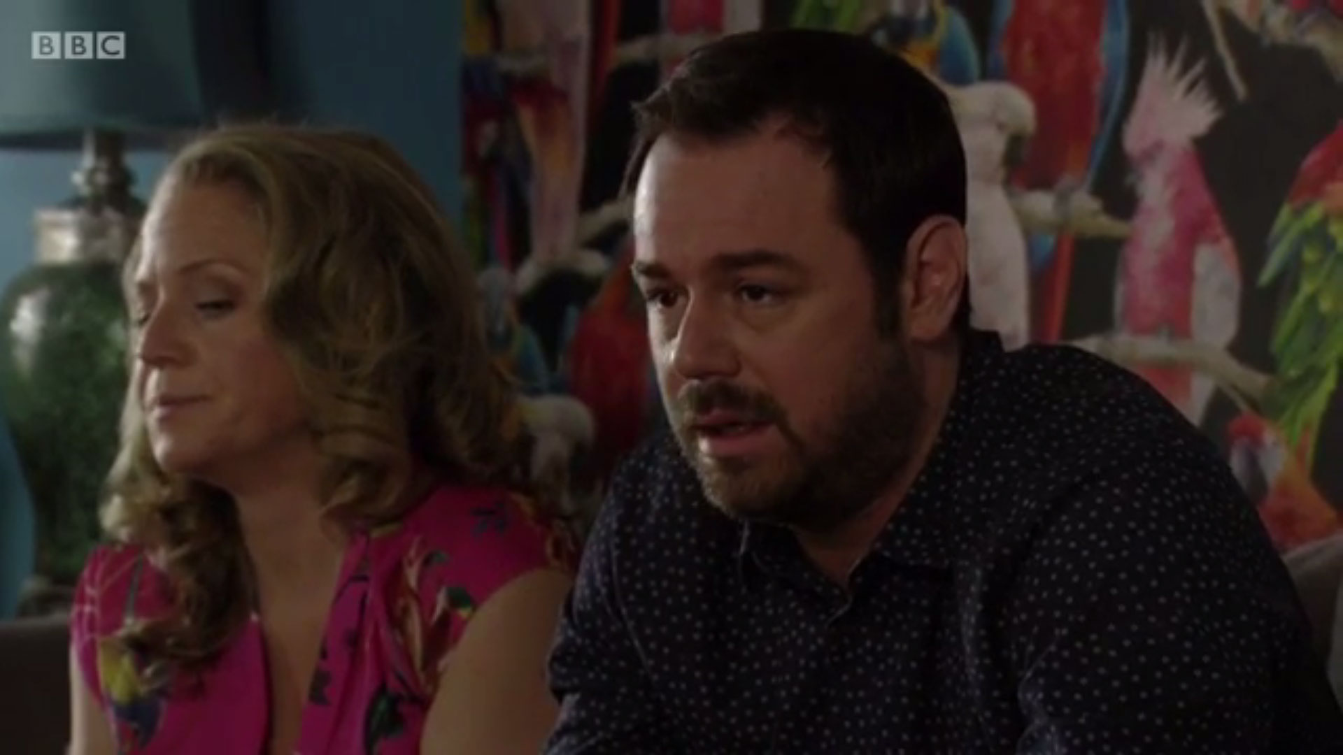 EastEnders fans can't get over Mick and Linda Carter's 'Brexit bants'