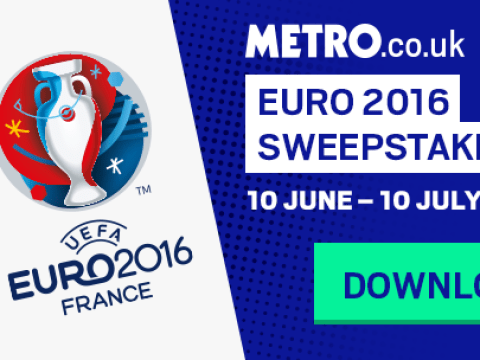 Euro 2016 sweepstake kit: Download and print your free cut-out template