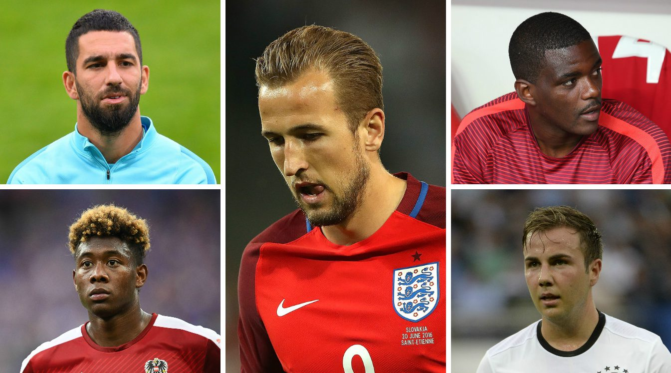 Euro 2016 flop XI of the group stage, with Raheem Sterling, Harry Kane and Mario Gotze