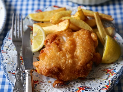 This is the ultimate fish and chips recipe and it's really easy to make