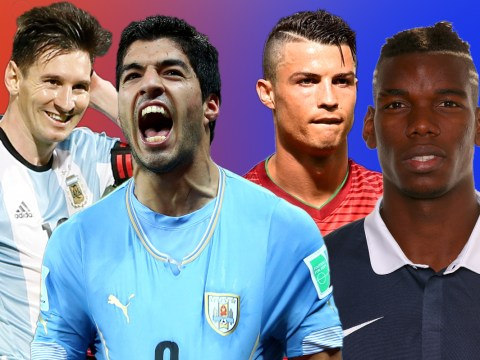 Who'd win out of a Euro 2016 XI and a Copa America XI?