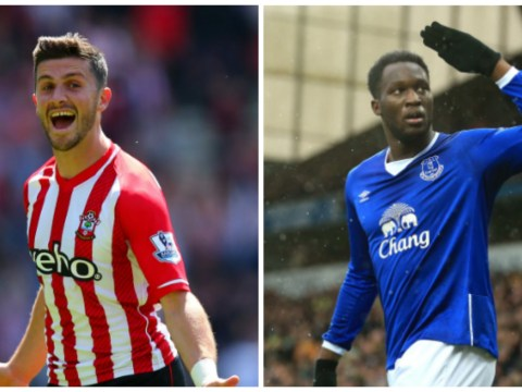 Chelsea and Manchester United transfer target Romelu Lukaku is on the same level as Shane Long, says Thibaut Courtois