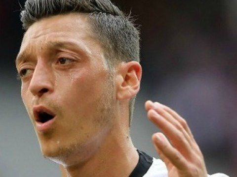 Arsenal trolled by Germany's official Twitter account following Mesut Ozil penalty miss