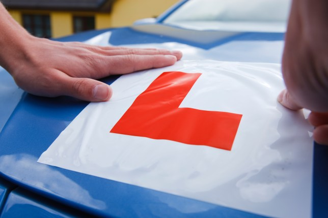 Britain's 'worst learner drivers' fail theory test 113 and 107 times