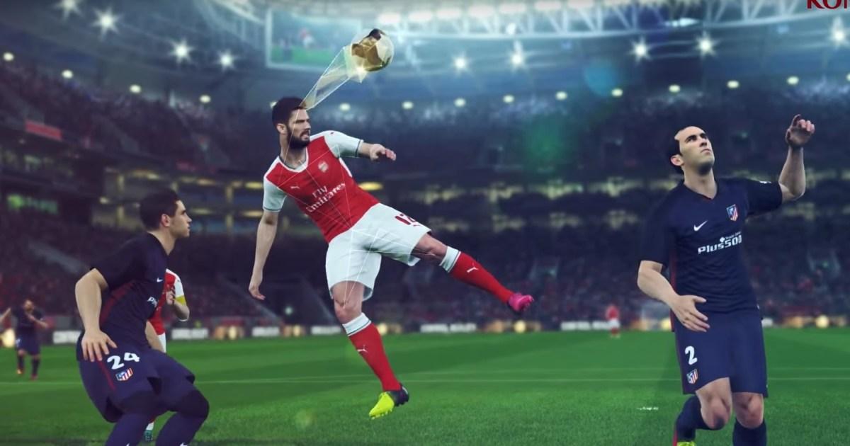 Arsenal news: Gunners shown fully licensed in E3 trailer for