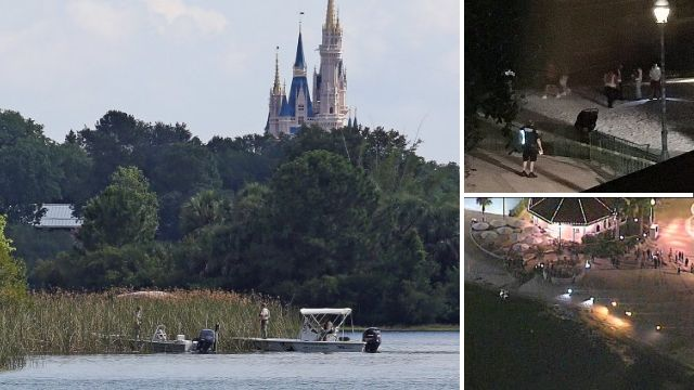 Body found of boy, 2, who was dragged underwater by alligator at Disney World
