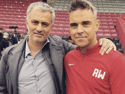 Let me entertain you: Has Jose Mourinho found the perfect player for Manchester United?