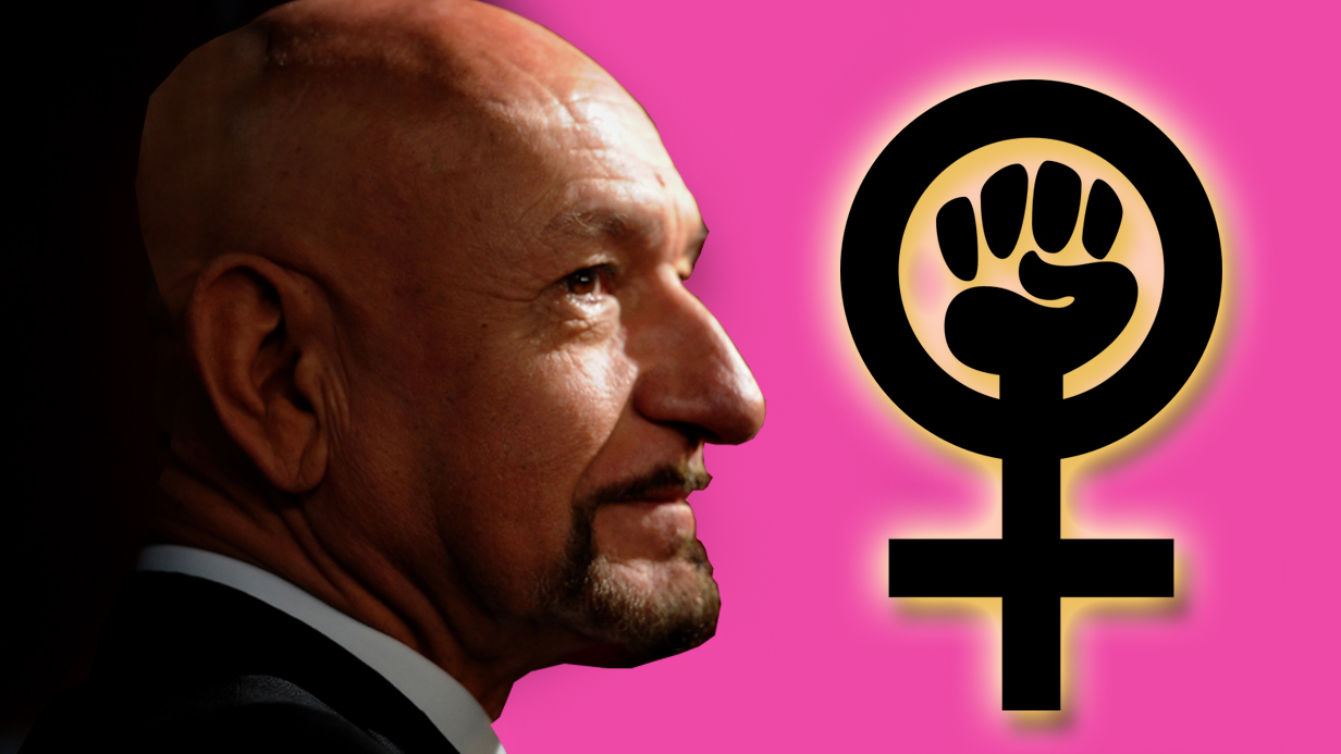 "File photo dated 28/11/11 of Sir Ben Kingsley who has said women direct men better than men themselves. PRESS ASSOCIATION Photo. Issue date: Sunday June 5, 2016. The Hollywood star said that his experience of women directors is that they have been better than their male colleagues at helping actors to portray men's vulnerability. Speaking to The Observer, he praised his latest collaborator, Spanish director Isabel Coixet, as having a ""lens"" to see things male directors ""might be in denial about"". See PA story SHOWBIZ Kingsley. Photo credit should read: Anthony Devlin/PA Wire"