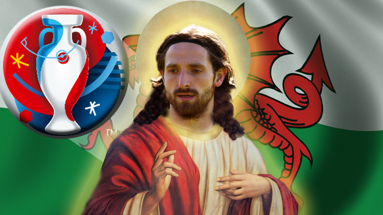 Liverpool and Wales fans at Euro 2016 unite in love for Joe Allen on #JoeAllenAppreciationDay