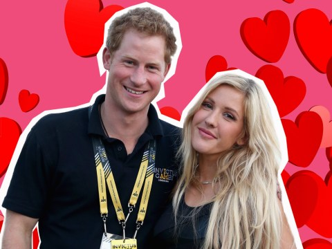 Is Prince Harry secretly dating Ellie Goulding?