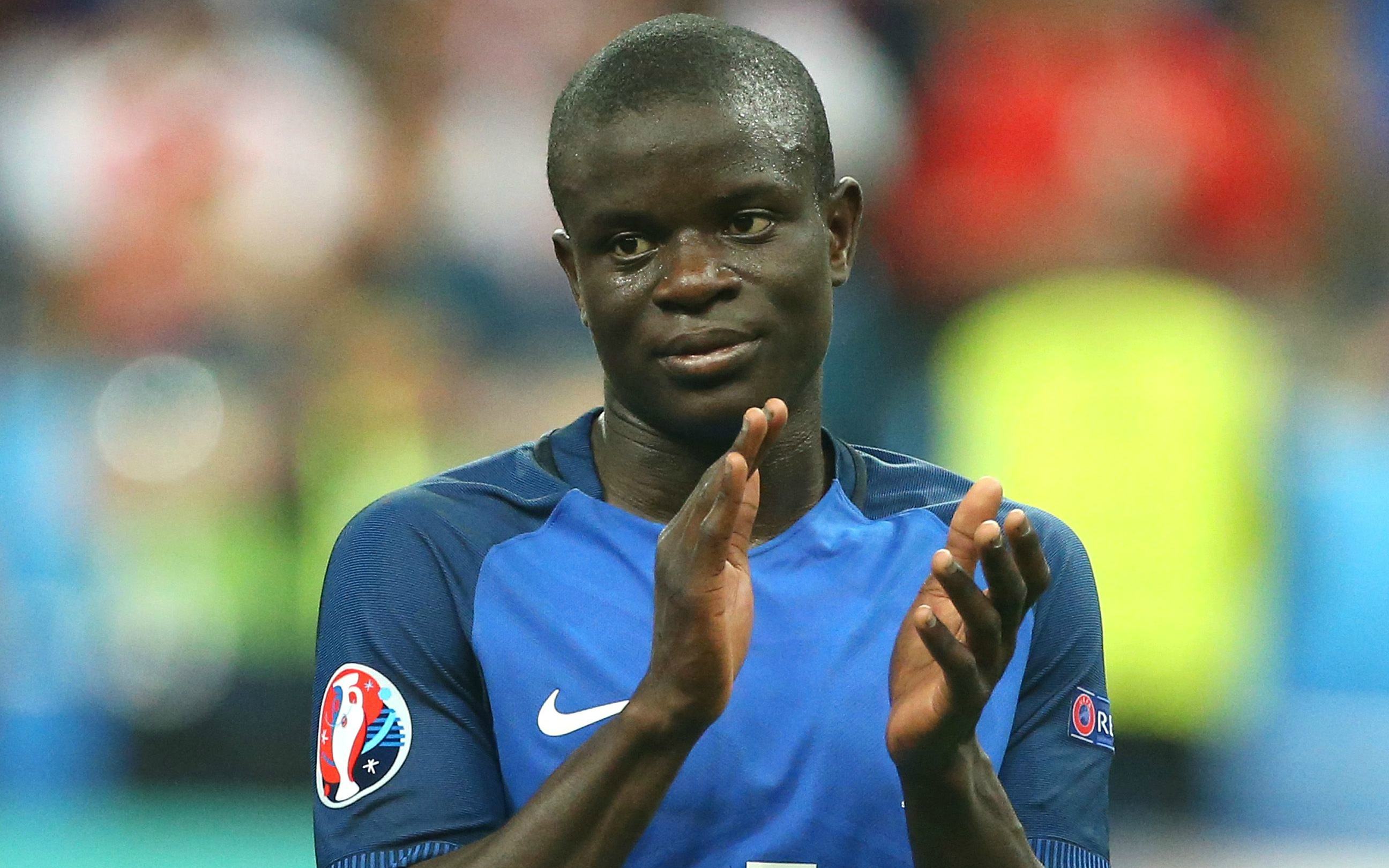 Chelsea manager Antonio Conte hails new signing N'Golo Kante