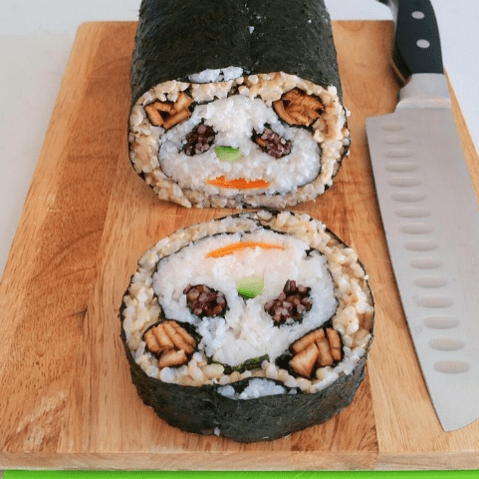 18 adorable pieces of kawaii sushi that are almost too cute to eat