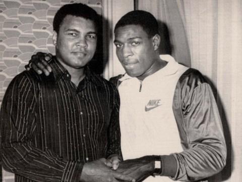 Frank Bruno praises 'father figure' boxing hero Muhammad Ali on Good Morning Britain