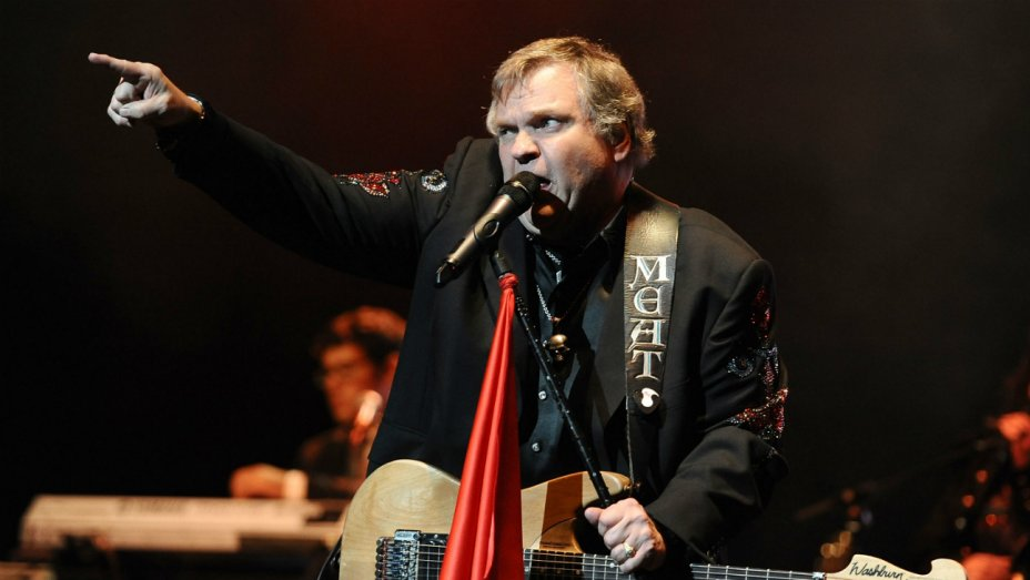 Meat Loaf collapses on stage during concert in Canada
