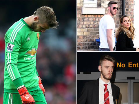 David de Gea sex scandal rocks Spain squad ahead of Euro 2016 kick off
