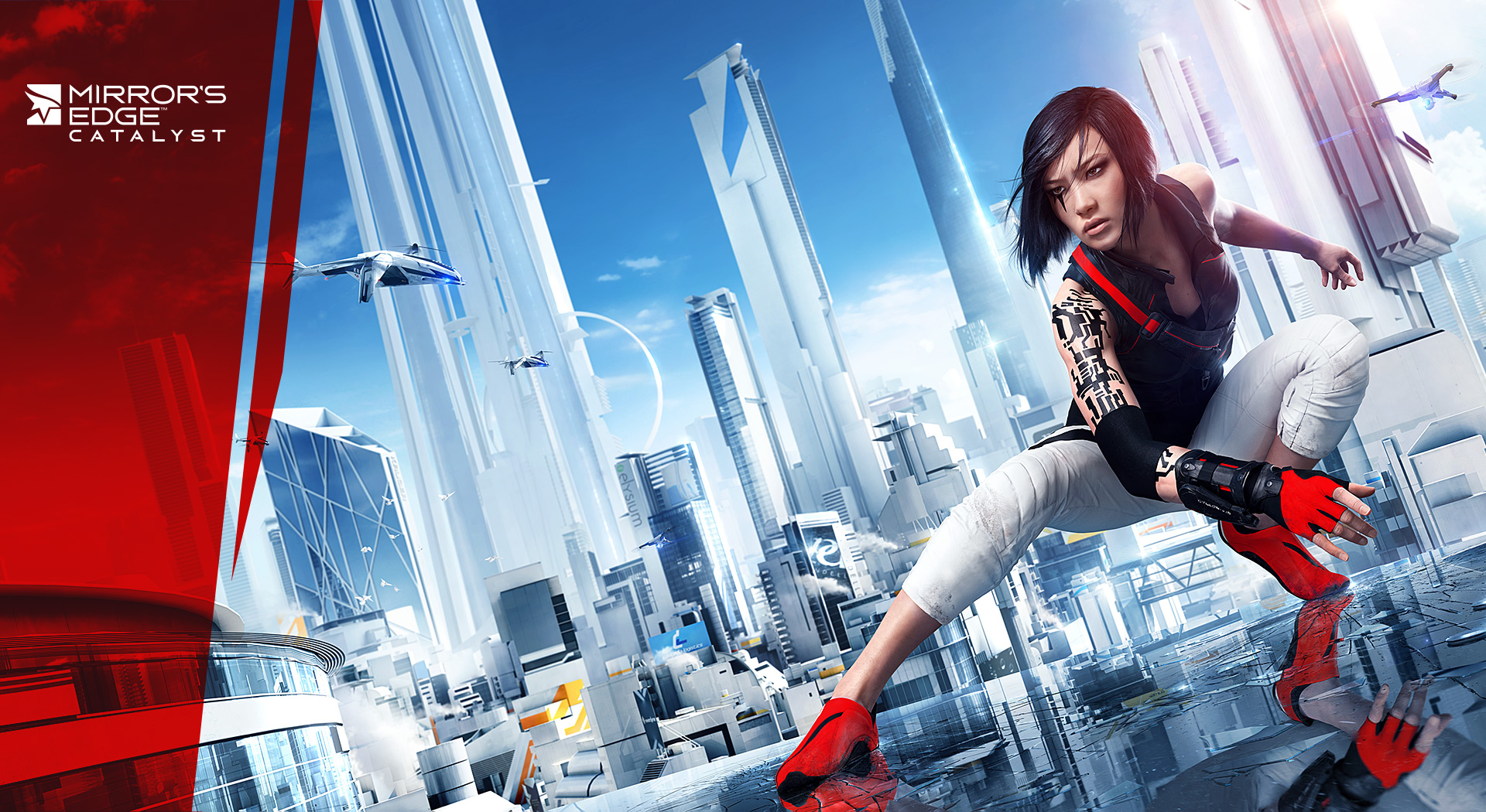 Mirror's Edge Catalyst review – Faith in the future
