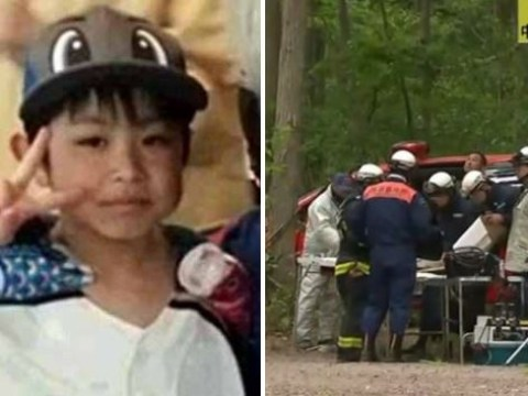 Father of missing child admits leaving him near bear-infested woods was 'unforgivable'