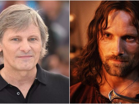 Viggo Mortensen says he's had a life-long 'obsession' with death