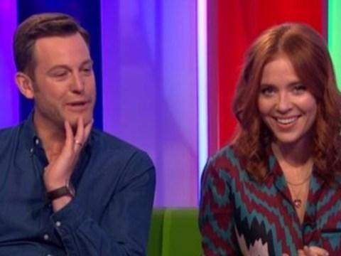 Angela Scanlon's Irish charm leaves The One Show viewers claiming she's a better host than Alex Jones