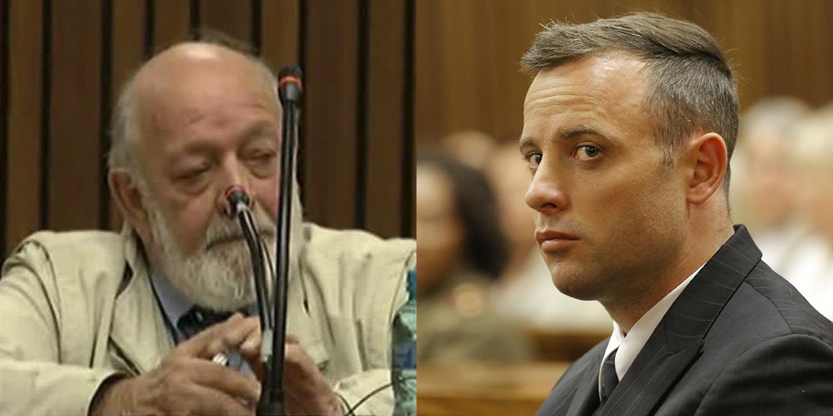 Oscar Pistorius sentencing: Reeva's dad speaks about two years of heartbreak