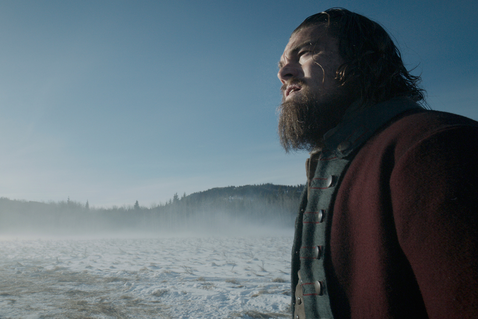 I visited the set of The Revenant and followed in the footsteps of Leonardo DiCaprio